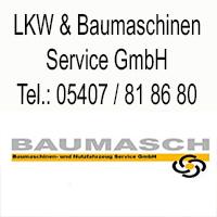 LKW & Baumaschinen  Service